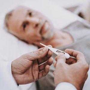 مراقبت حرفهای پرستاری از سالمندان با محدودیت حرکتی